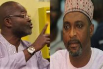 Video: Ken Agyapong, Muntaka trade insults in Parliament