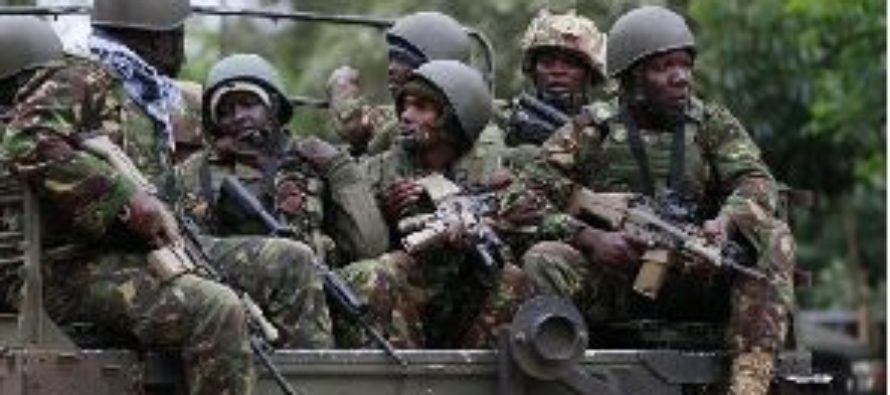5 Military men lash 'stubborn' Sofoline taxi, trotro drivers over wrong parking