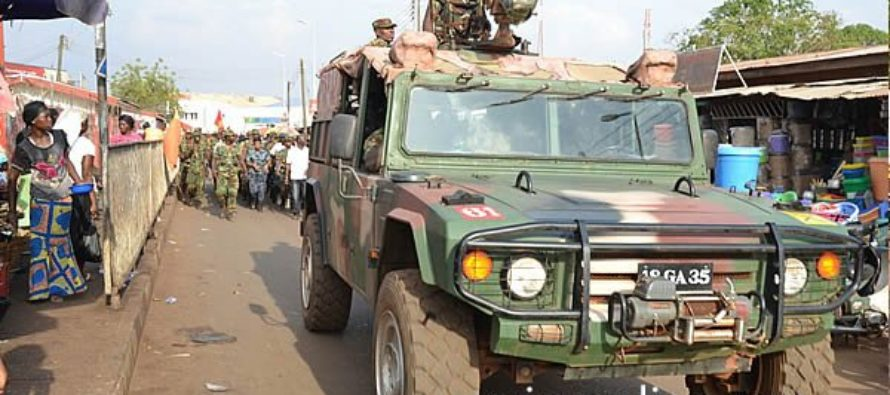 2 dead in crossfire between military, assailants at Alavanyo