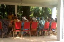 Togbe Afede Hosts Aged & Children of Asogli to End-of-Year Banquet