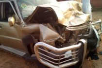 Biakoye DCE's Drunk Brother Involves In Accident With Assembly Vehicle