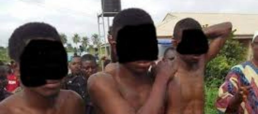 3 SS-1 Students Remanded For Gang-Defiling Classmate