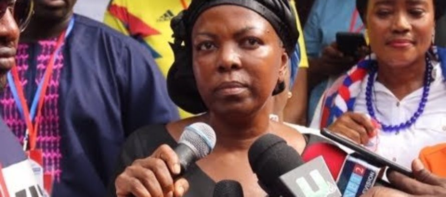 Ayawaso West Wuogon by-election: NPP's Lydia Alhassan wins seat with 68.8%