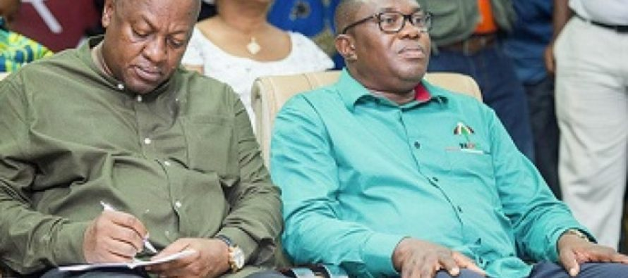 Ofosu-Ampofo officially arrested, charged, granted bail