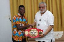 Don't womanise, drink, smoke; stay focused – Rawlings to Commey