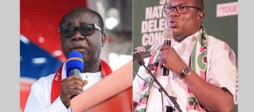 NDC, NPP militia talks a waste of resources – PNC Chairman