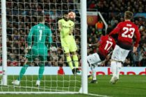 Shaw own goal gives Barcelona advantage over Man Utd