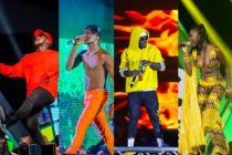 Photos: Moments from 3Music Awards 2019