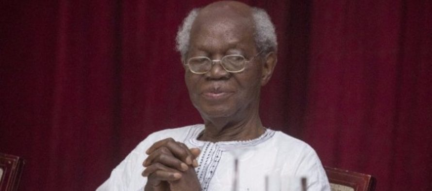 Prof. J.H. Nketiah to be given state burial on May 4