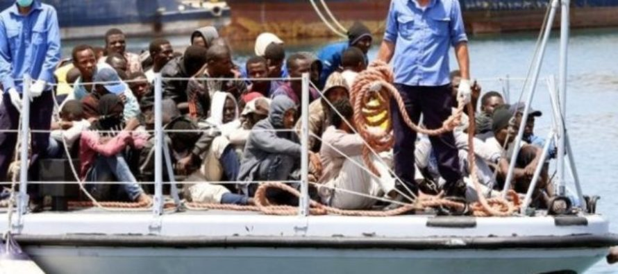 160 African migrants repatriated from conflict-ridden Libya