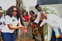 NGO Donates Borehole Project to Ahiagbakope