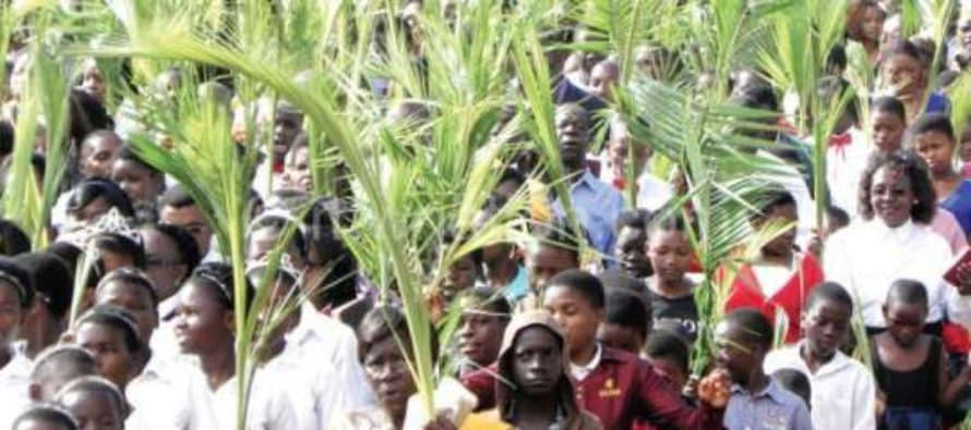 Christians mark Palm Sunday today