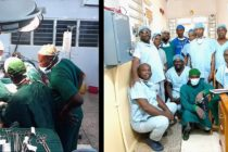 Oti: Obstetricians society, Ernest chemists offer free medical services in Nkwanta district