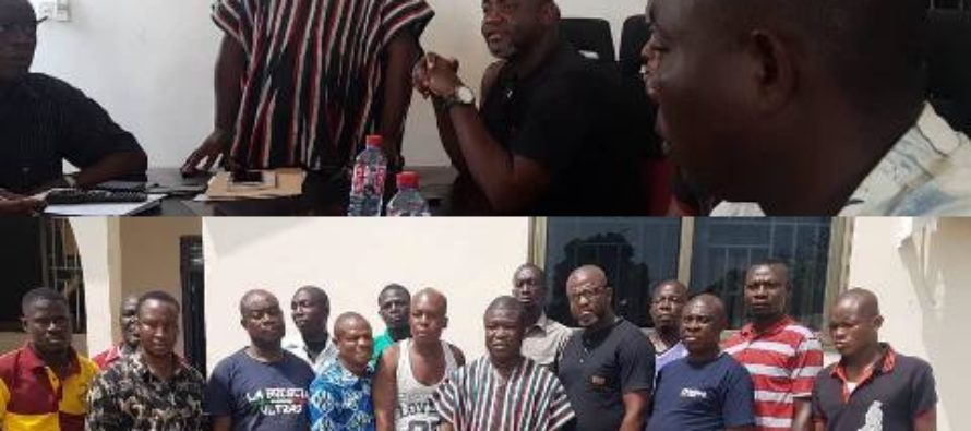 Division of Volta shouldn't divide votes – NDC