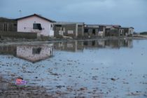 Glefe, Wiaboman residents face imminent danger despite sea defence wall