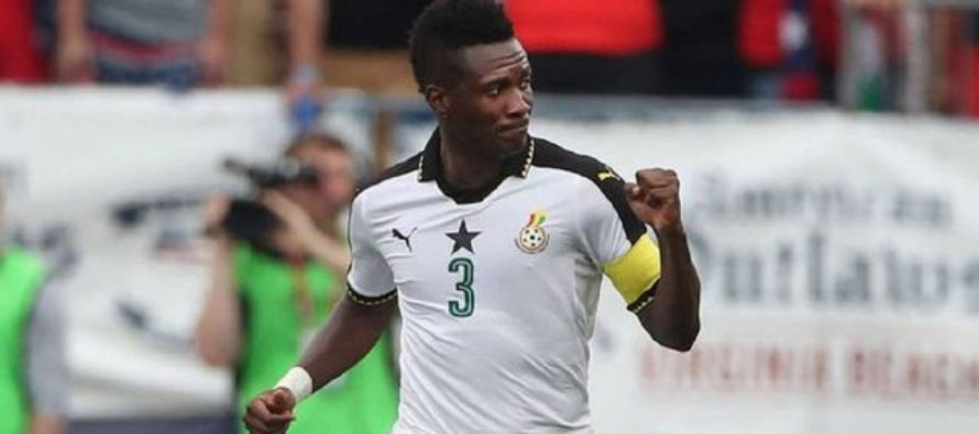 AFCON 2019: Why Asamoah Gyan must be sacrificed for the future