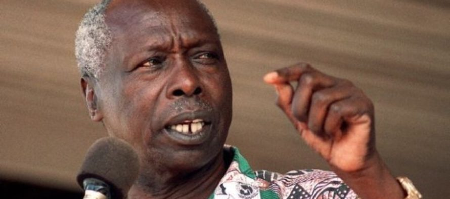 Kenya's ex-President Daniel arap Moi ordered to pay for land grab