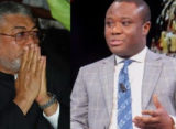 $3m mansion saga: 'Coup plotter' Rawlings must speak & act like an 'elderly person' – Kwakye Ofosu