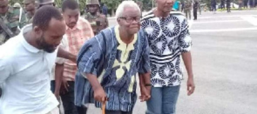 We have no militia – Western Togoland independence 'fighters'