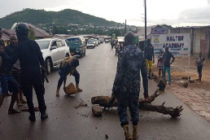 Police clash with Krobo residents over PDS mass disconnection exercise