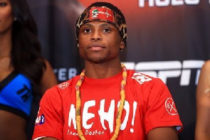 I'm tired of talking, time to get my title back – Isaac Dogboe