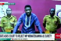 Uganda's pop star MP defiant at bail hearing