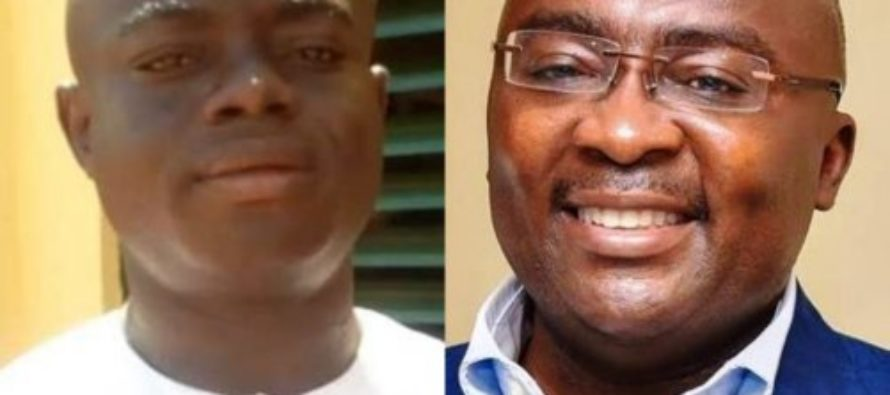 Saved kidney patient thanks Bawumia for life-saving $24K donation