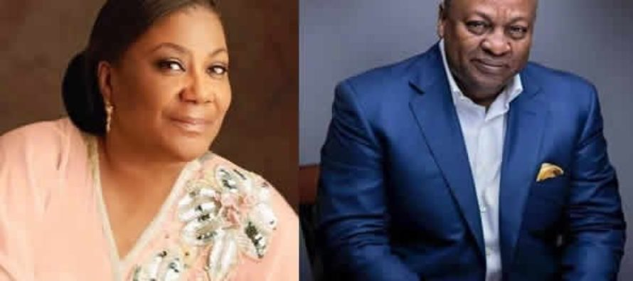 MANASSEH'S FOLDER: Even Akufo-Addo's wife will choose John Mahama over her husband on this