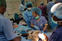 108 undergoing free reconstructive surgery at Ho Teaching Hospital