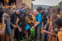 UNICEF, others plant trees to mark World Environment Day