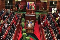 Kenyan MP arrested 'for slapping female colleague'