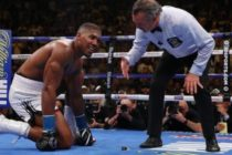 Anthony Joshua beaten for first time in one of boxing's biggest upsets