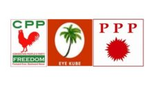 CPP, PNC & PPP present 'unity candidate' for 2020