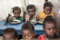 Nearly half of all child deaths in Africa stem from hunger, study shows