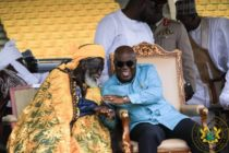 Akufo-Addo extols Hamile residents who tipped off police about armed Burkinabe