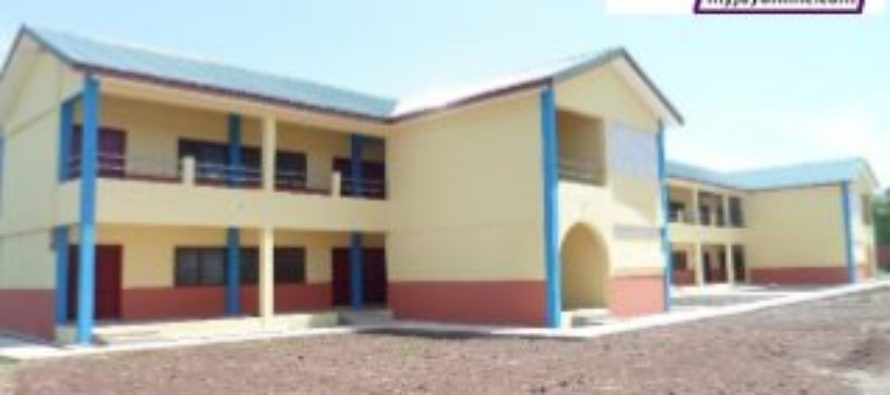 800 school facilities to ease SHS over-crowding by September