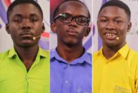 NSMQ2019 one-eighth stage: Day 1 thrills as KSTS, Porters are sent packing