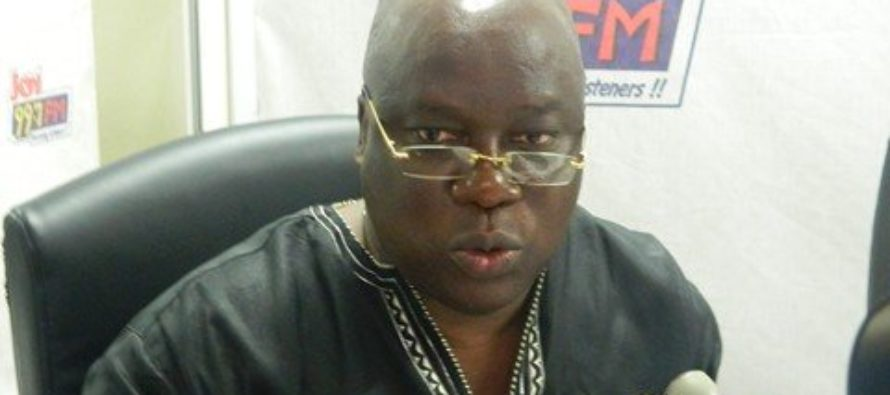 NDC to 'bare teeth' over attempts to arrest Ofosu Ampofo