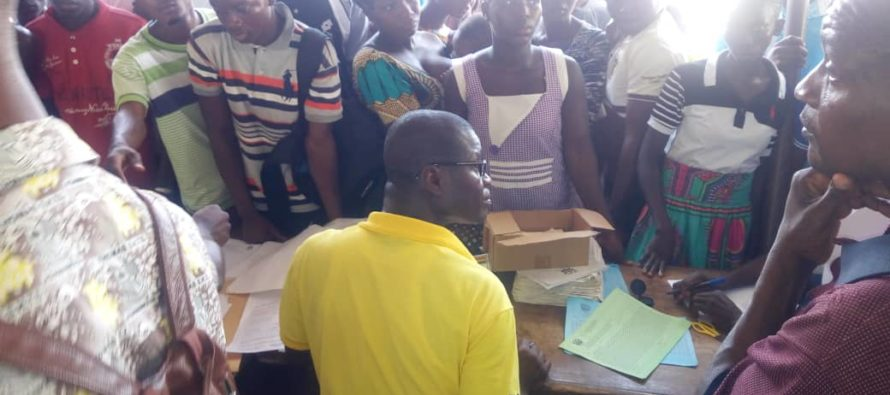 Hohoe EC so far registers 187 qualified voters in ongoing limited registration exercise