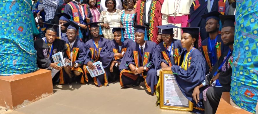 St Francis College of Education graduates 488 students at 12th congregation