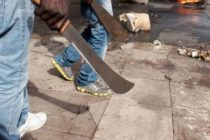 Two die and several injured in a bloody clash