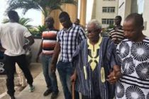 85-yr-old Western Togoland leader, 8 others granted bail