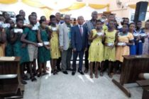 Ho Central MP supports BECE candidates