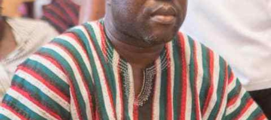 NDC remains pacesetters of development in Volta region