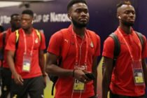 AFCON 2019: Black Stars arrive in Ghana after failing to end title drought