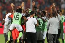 AFCON 2019: Each Nigerian player has bagged $72,000 in bonuses so far