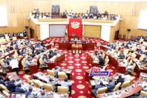 Parliament 'drops the chamber'