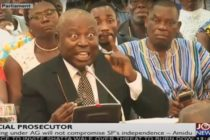Name those you accuse – Dr. Akwetey tells 'undermined' Special Prosecutor