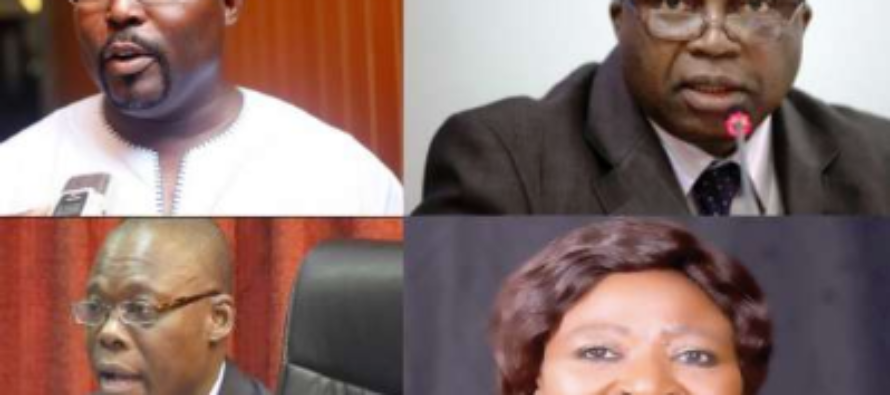 Volta Region: Four NDC MPs to leave Parliament