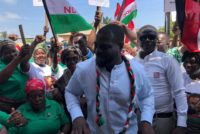 NDC chair leaves post to contest Keta seat